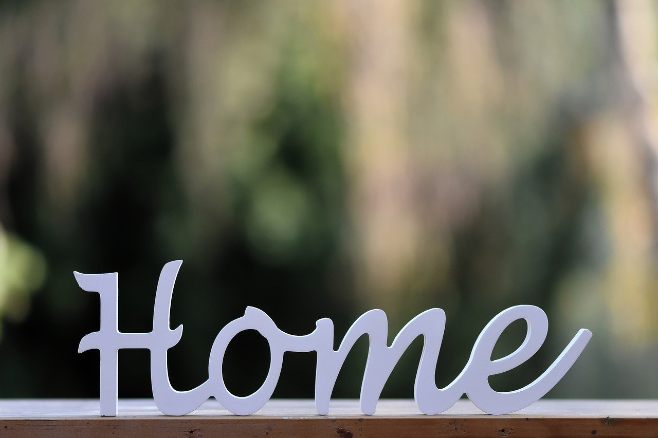 stay-at-home, home, at home