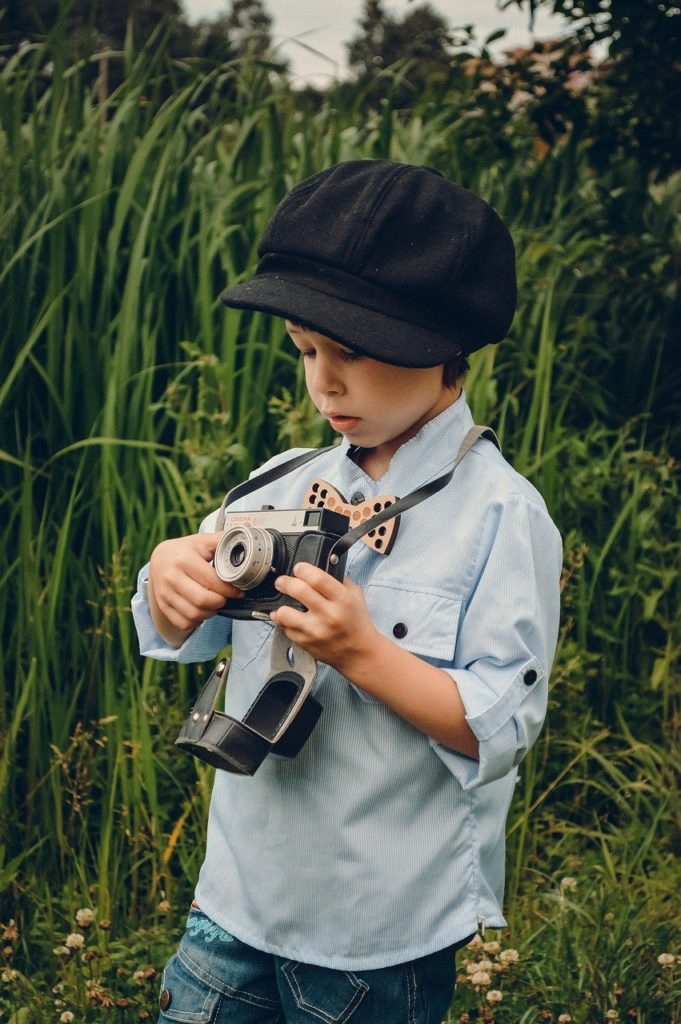 boy, kids, photographer