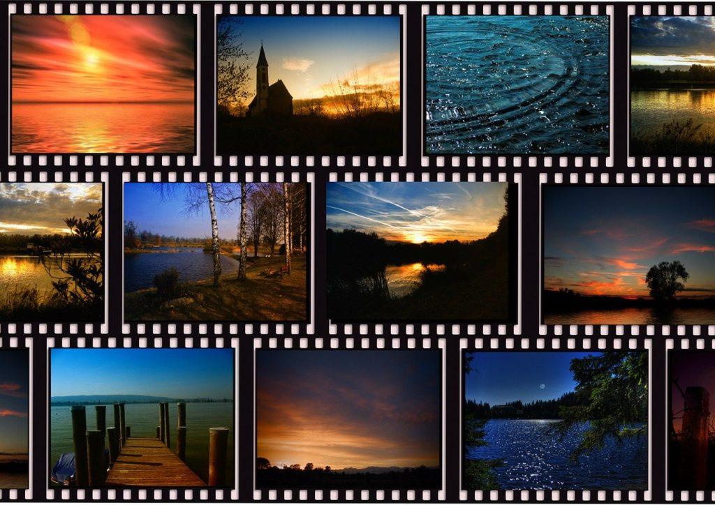cinema, landscape, mood